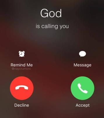 GodsCallingyou